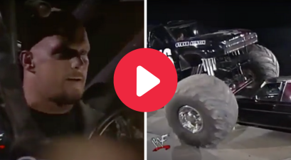 Stone Cold's Monster Truck Stunt Almost Killed Him