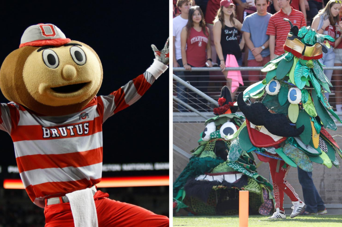 What Are The Most Bizarre College Mascots?