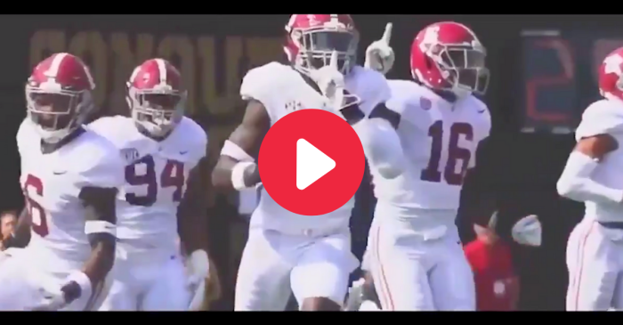 Every Die-Hard Alabama Fan Needs to Watch This Video