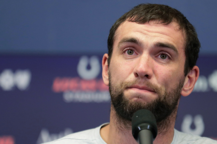 "Andrew Luck Retired. Now, Shut Up and Stop Calling Him a ""Quitter"""