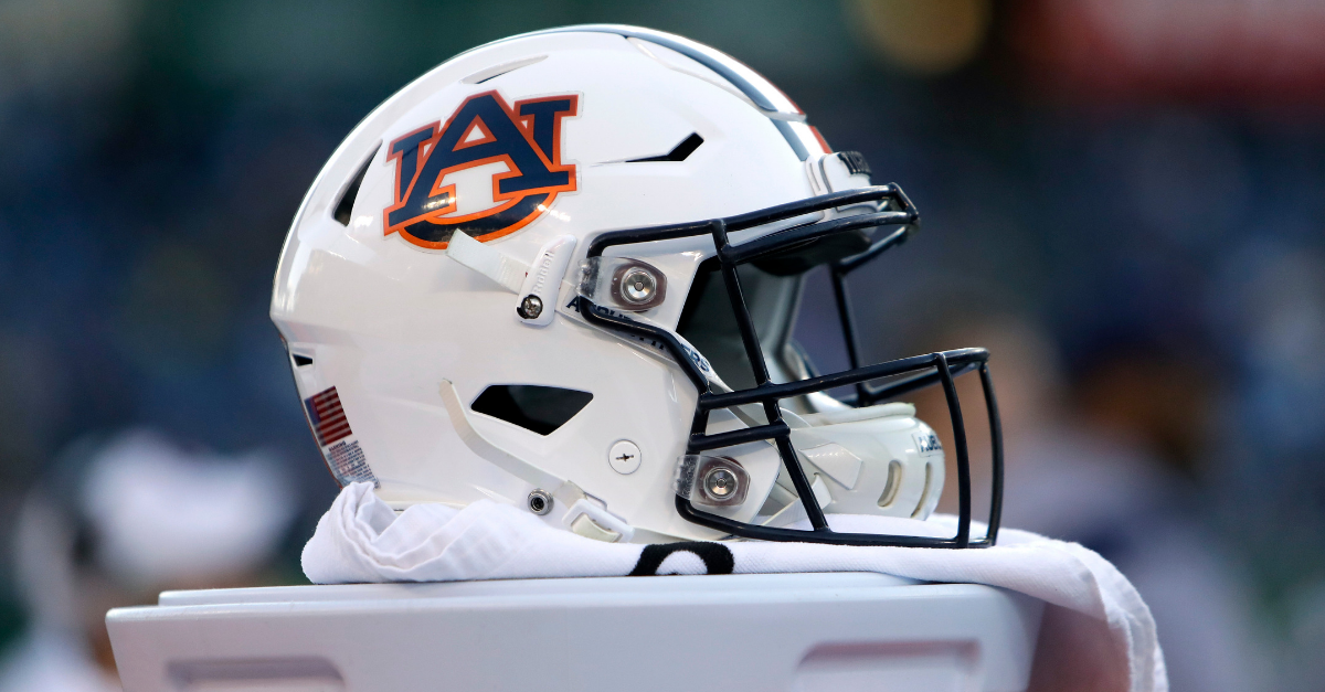 Auburn Changes Traditional AU Logo For Some Odd Reason