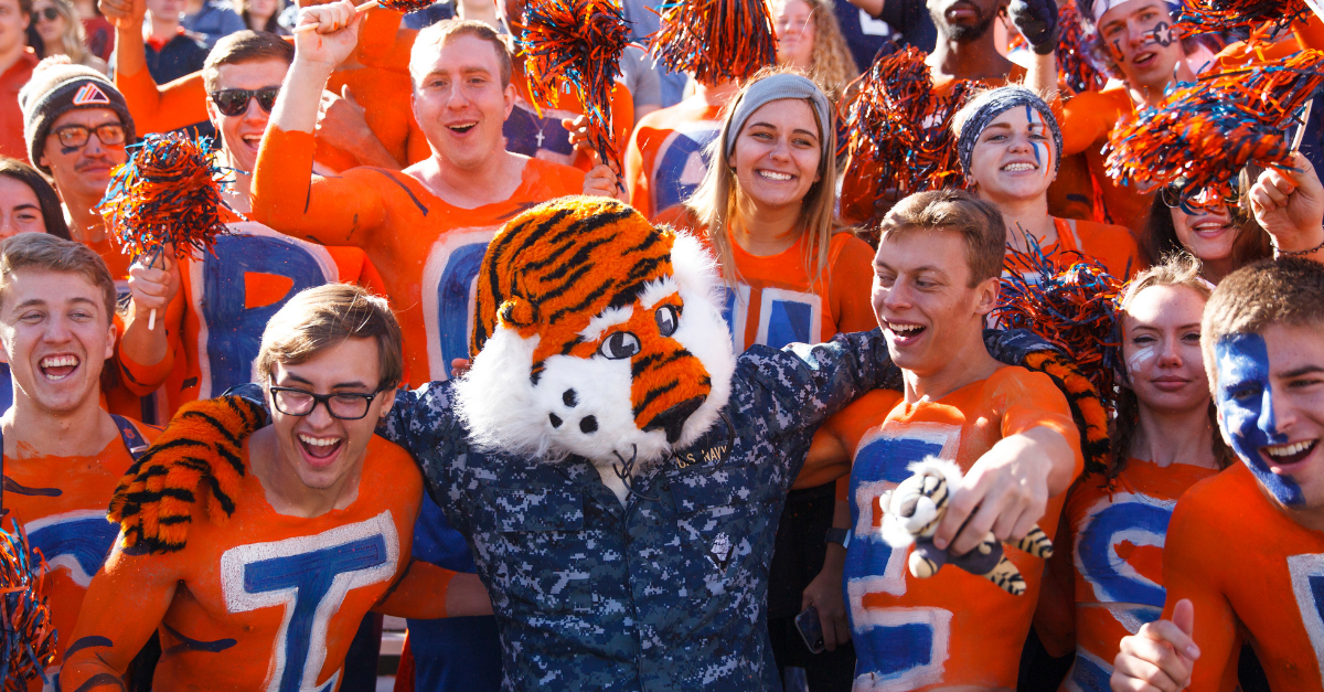 The Auburn Creed: A Motto Every Tiger Should Know by Heart