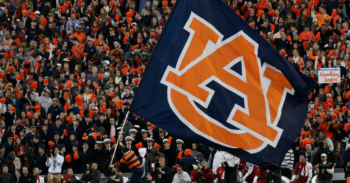 Why Are Auburn's Colors Orange and Blue?