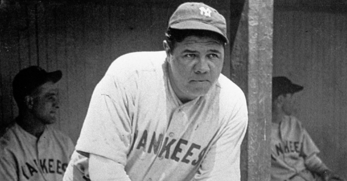 Babe Ruth's 21 Nicknames Ranked, From Mauling Mastadon to The Great Bambino