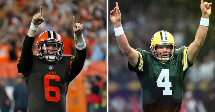 Baker Mayfield Gets Brett Favre Comparisons. Are They Right?