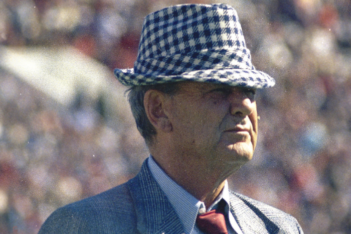 Bear Bryant's 1972 Cadillac is For Sale, And You Could Own It Next
