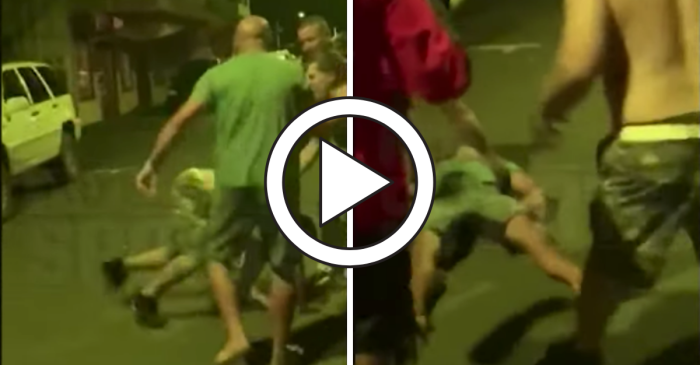 UFC Fighter Knocked Out Cold in Street Fight After Asking For It