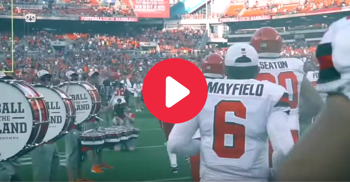 "Video Claims Browns are ""America's Team"" and I Can't Stop Laughing"