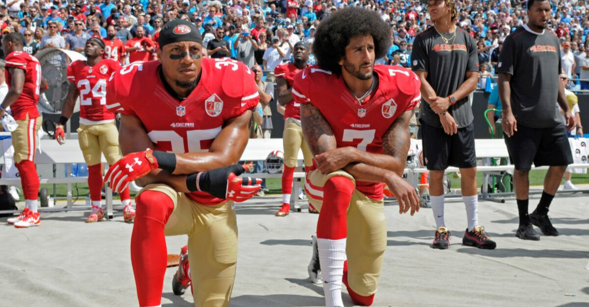 Kaepernick Marks 3-Year Anniversary of His Anthem Protests with Powerful Video