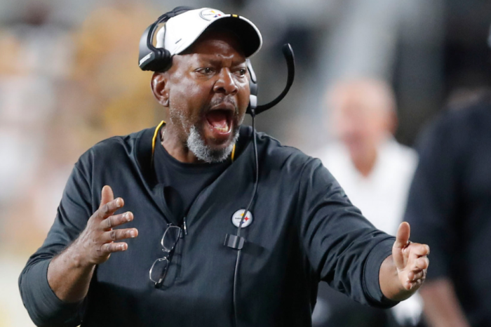 Steelers WR Coach Darryl Drake, 62, Dies Unexpectedly