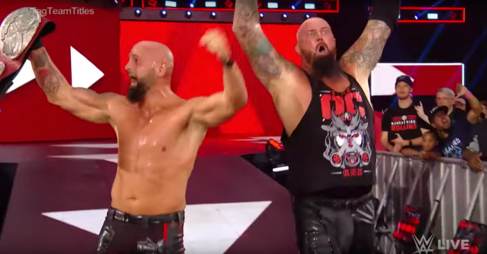 Gallows & Anderson Finally Receive the Tag Team Push They Deserve