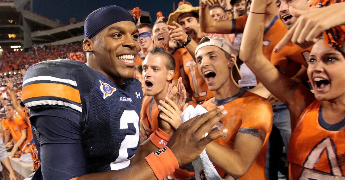 Happiest College Students, Auburn