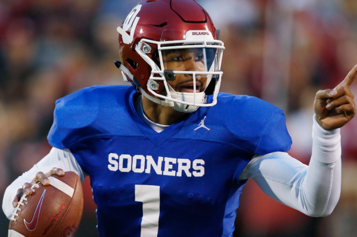 Jalen Wants 'Bama: Oklahoma's Starting QB is Ready for His Final Act
