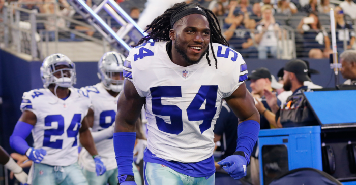 Cowboys Sign Jaylon Smith to $64 Million Extension While Other Stars Wait
