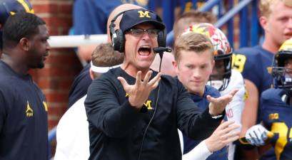 Jim Harbaugh Rips the SEC: 'Hard to Beat the Cheaters'