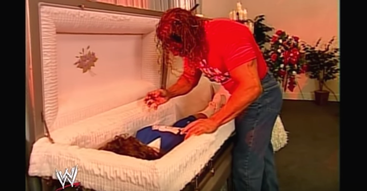 "The Bizarre ""Katie Vick"" Storyline Brought WWE to Its Lowest Point Ever"