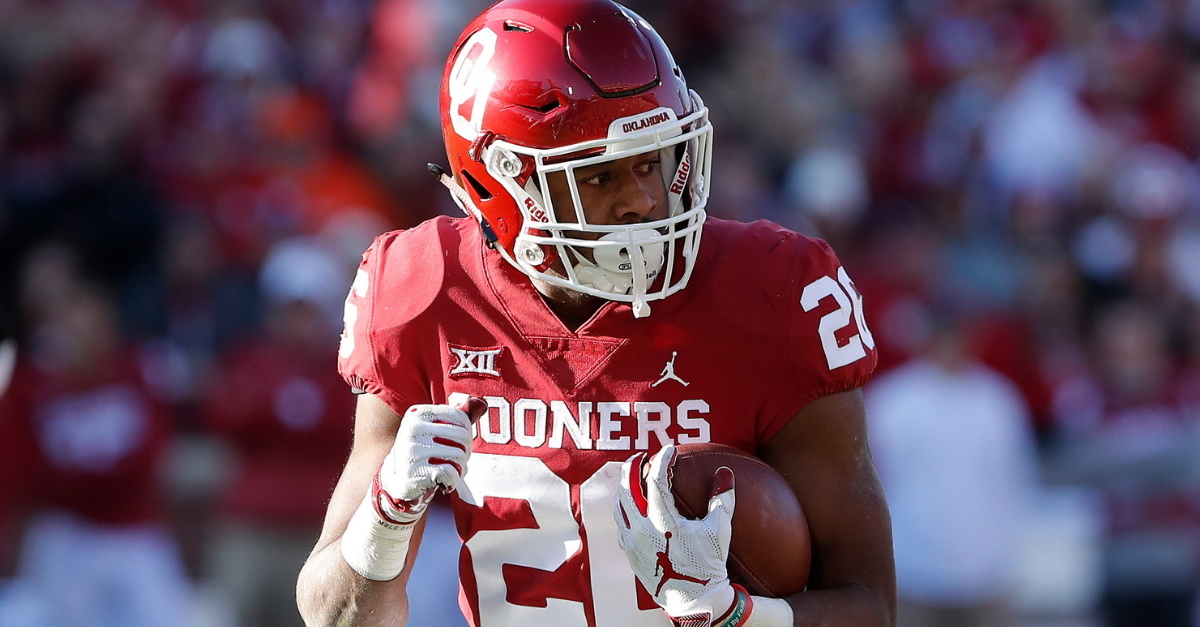 Woman Tells Disturbing Story of Abuse, Manipulation by Oklahoma's Star RB