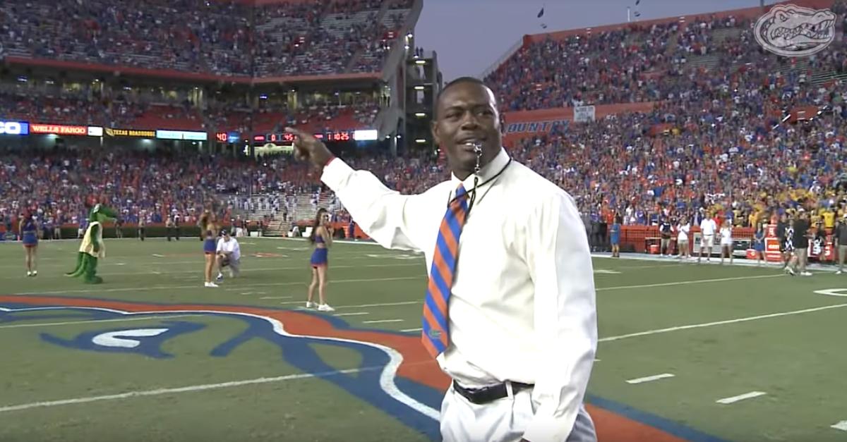 Florida Legend Lito Sheppard Returns as Honorary Captain vs. Miami