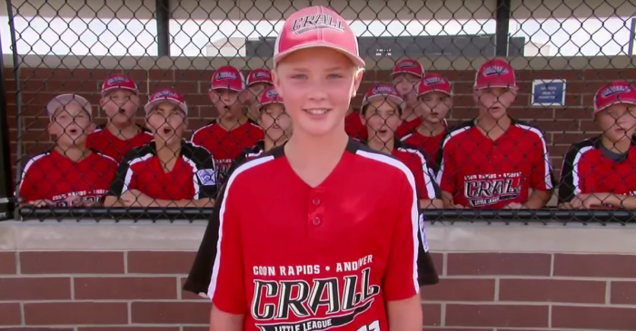 Maddy Freking, the First LLWS Girl in 5 Years, is the Real Deal