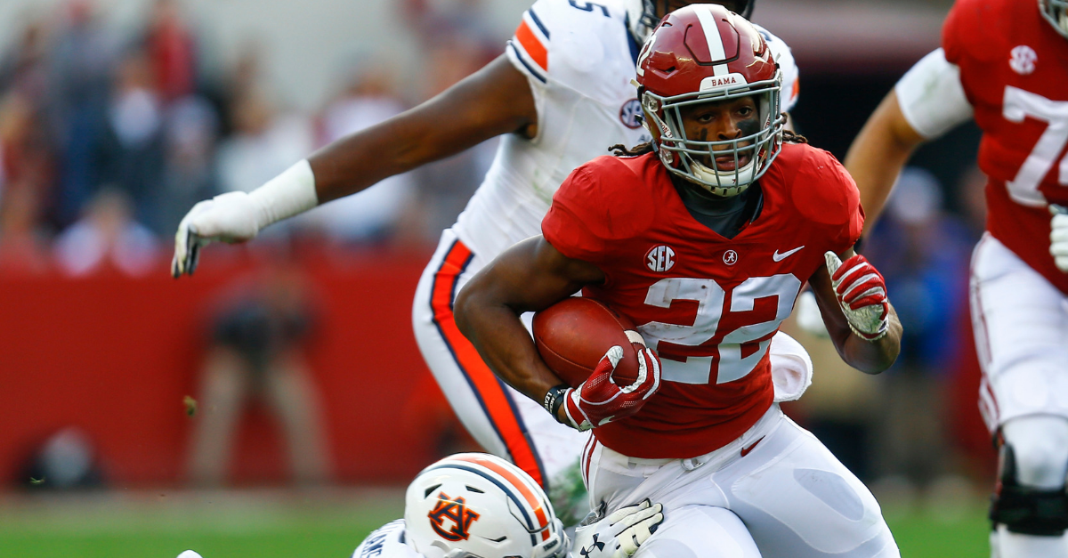 Alabama Suspends 4 Players, Including Najee Harris, Before Duke Game