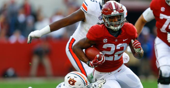 Alabama Suspends 4 Players, Including Najee Harris, Before Duke Game