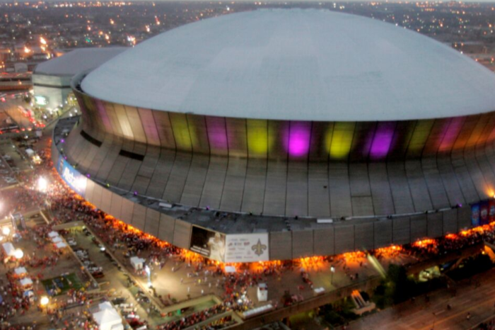 The Superdome Will Get a $450 Million Facelift Before Its Next Super Bowl