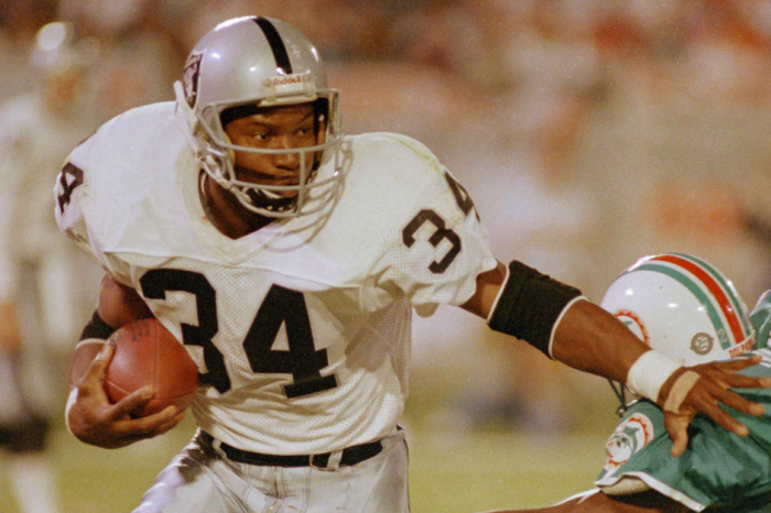 Bo Jackson Ran Fastest 40-Yard Dash Ever, According to Leaked Report