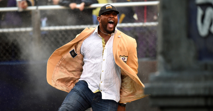 Ray Lewis, Lamar Odom Join 'Dancing With The Stars' for Season 28