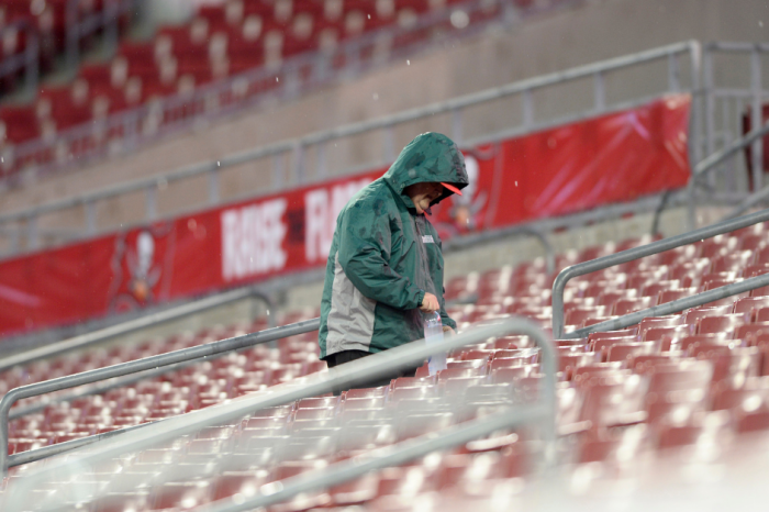 Gas Explosion Injures 2 Workers at Buccaneers Stadium