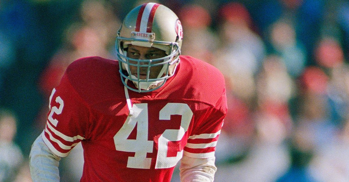 Ronnie Lott Was So Tough, He Chopped His Finger Off and Kept Playing