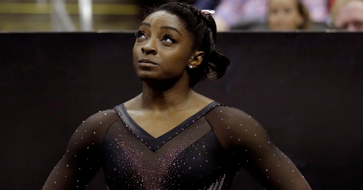 Simone Biles' Brother Arrested for Triple Murder Shooting