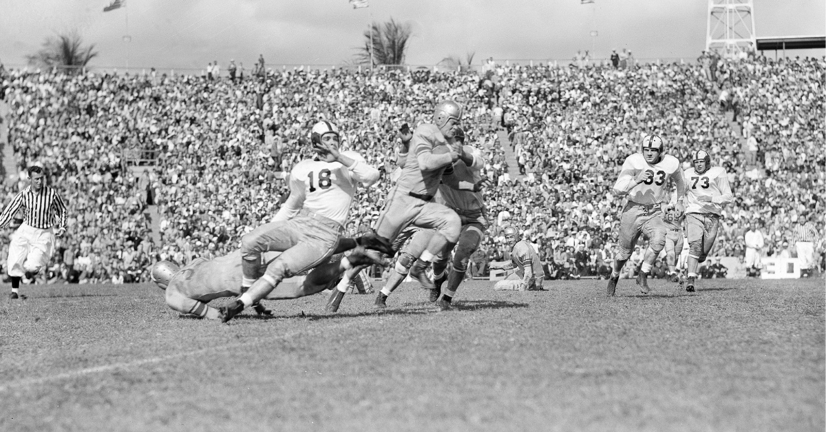 In 1919, Texas A&M Didn't Give Up a Single Point All Season Long