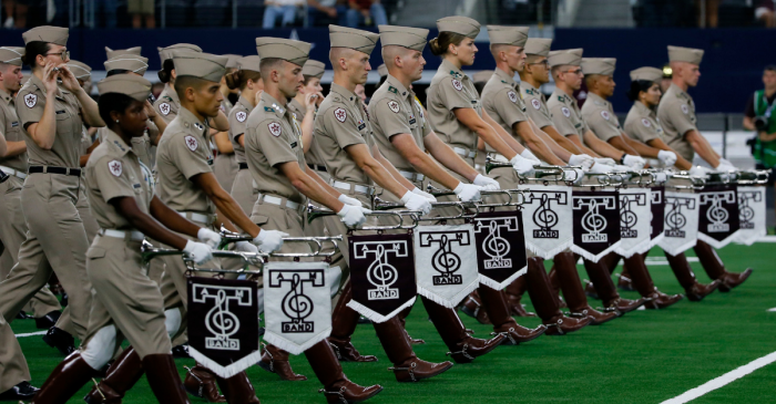 The United States' Largest Military Band Lives in Texas