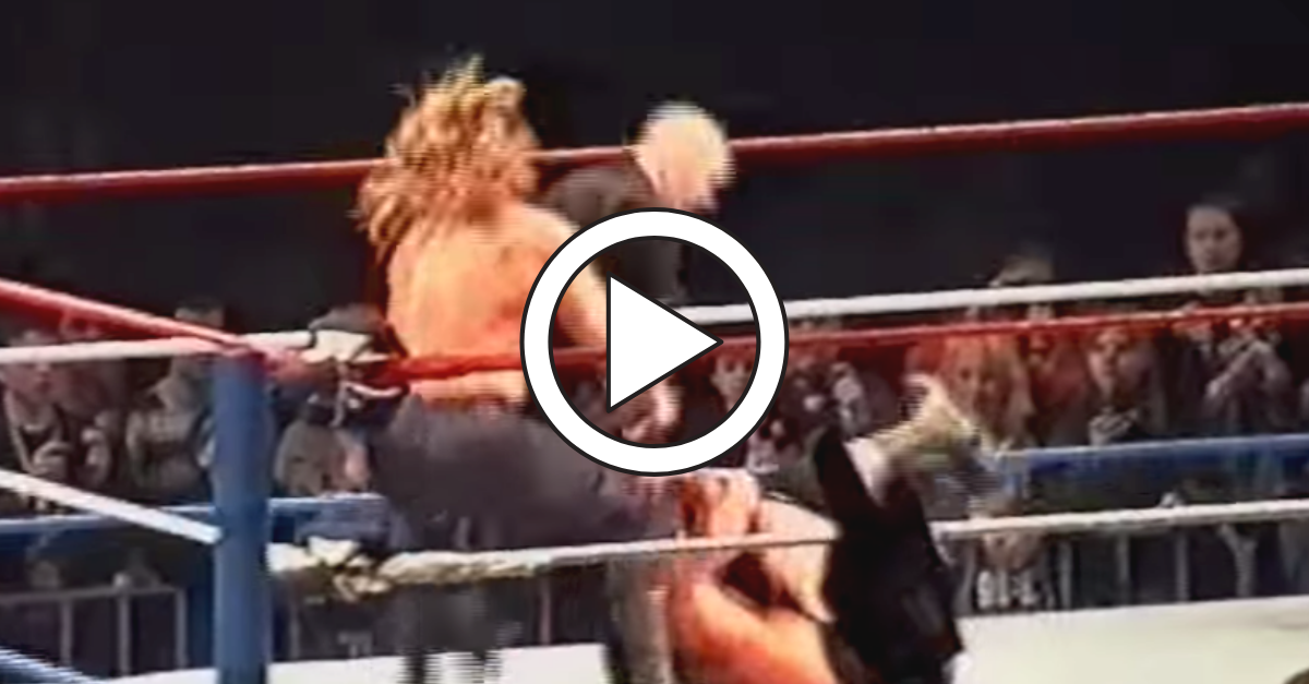 Triple H Once Brutally Beat a Fan In Rare Moment of Real Wrestling