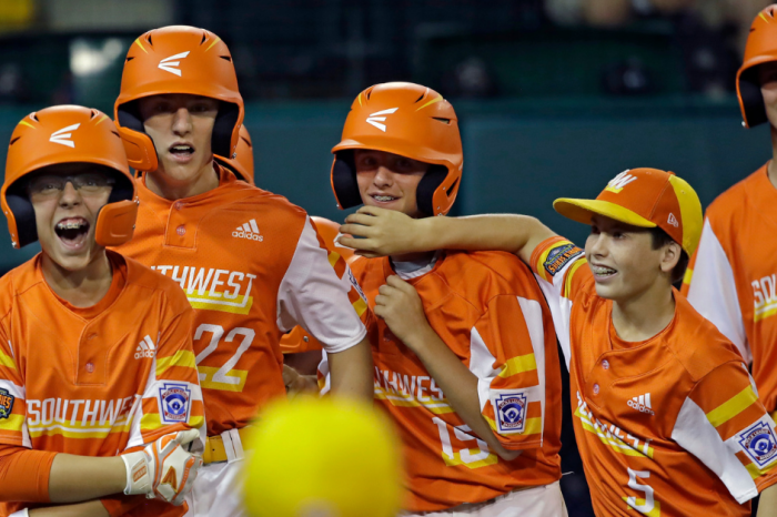 Louisiana Advances to U.S. Championship Game at LLWS