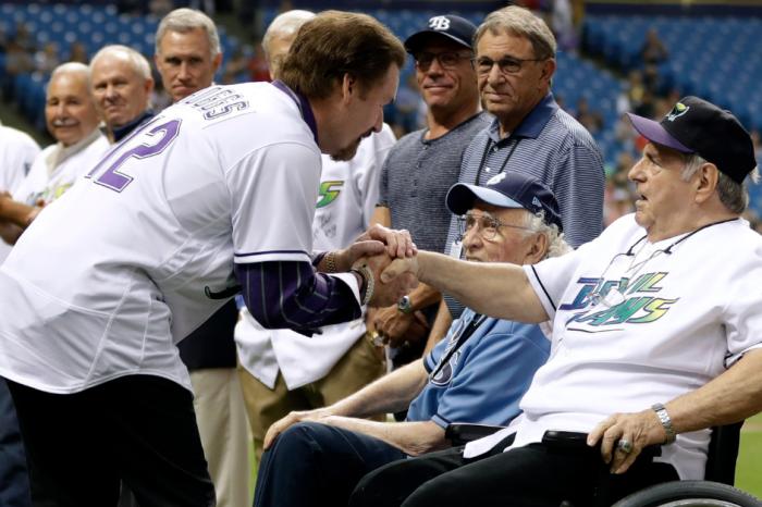 Vince Naimoli, Original Owner of Tampa Bay Rays, Dies at 81