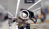 Walmart Wrestling Match