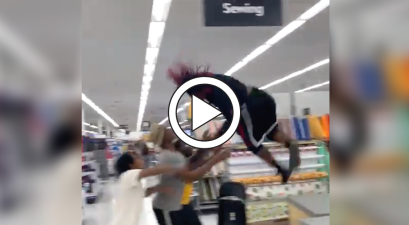 Walmart Hosted a Wrestling Match, And No One Cared