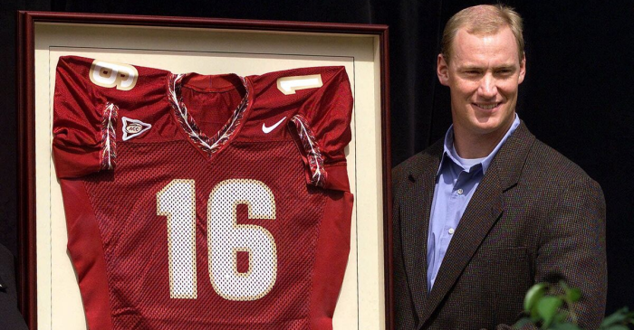 How Chris Weinke's Baseball Failures Created an FSU Legend