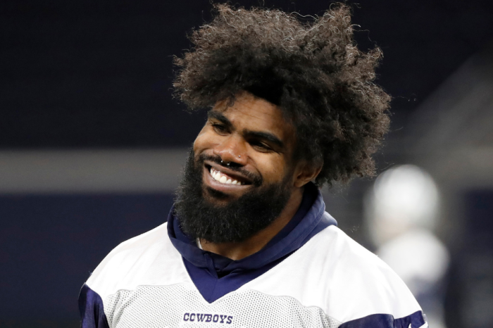 Cowboys, Ezekiel Elliott End Holdout With New $90 Million Contract Extension