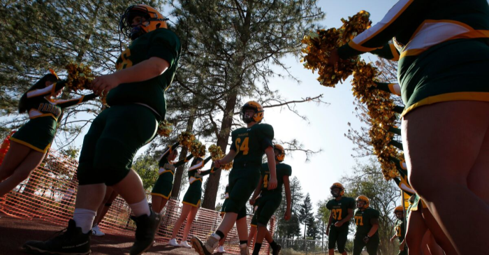 HS Football Team Forfeits Game After Disturbing, Threatening Video Post