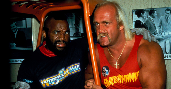 "Hulk Hogan's ""Real American"" is a Classic, But It Was Meant for Someone Else"