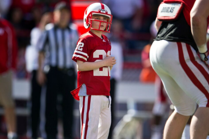 Brain Cancer Won't Stop This 13-Year-Old From Playing Football