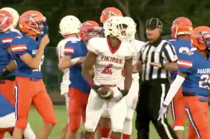 Florida HS Player Taken Off Life Support After Collapsing During Game
