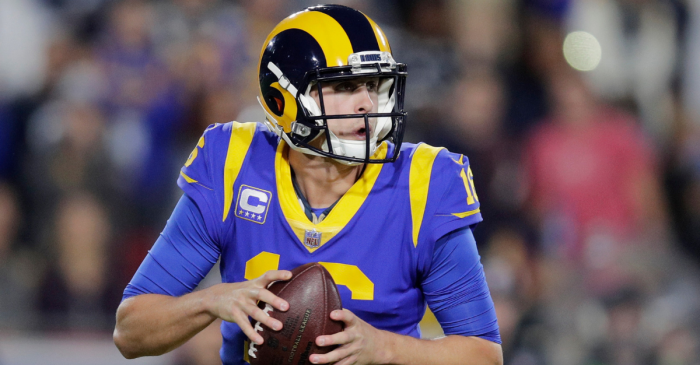 Is Jared Goff Really Worth $110 Million Guaranteed? The Rams Think So