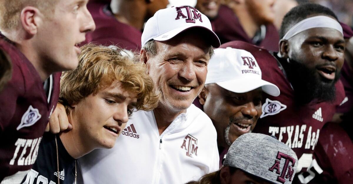 Texas A&M is College Football's Most Valuable Program Once Again