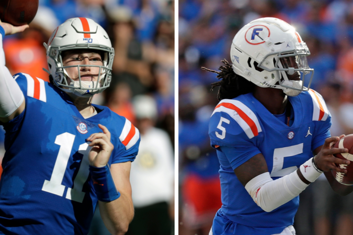 Florida's Two-QB System Makes the Gators Even More Dangerous