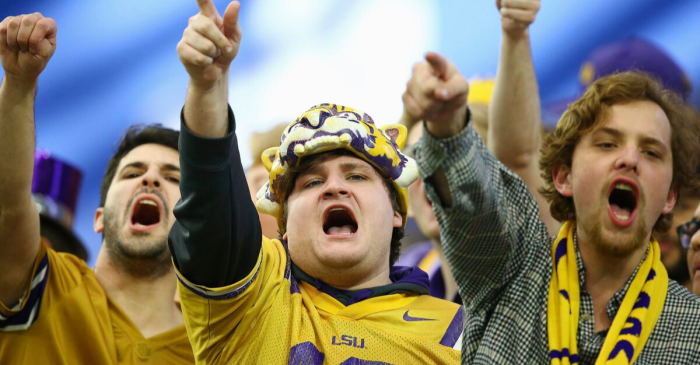 LSU Fans Send Death Threats, Harass Texas Coaches and Players