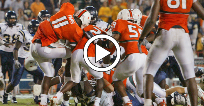 Miami vs. FIU: College Football's Most Violent Brawl