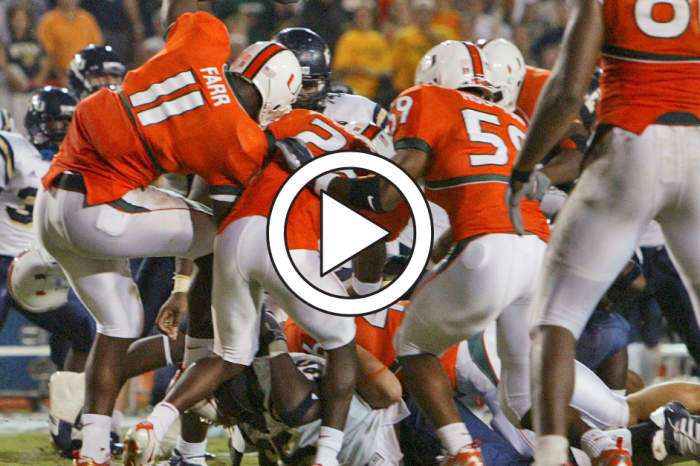 Miami vs. FIU Remains College Football's Most Violent Brawl